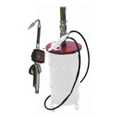 John Dow JDOL-16-3900 Pneumatic Oil System for 16 Gallon Open-End Drum, 3:1 Pump