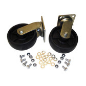John Dow LP4-FW-RK Replacement Rear Wheel Kit (For Steel Low Profile Oil Drains)