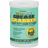 Permatex 13106 Grease Grabber Heavy Duty Lemon Lime Hand Cleaner, 4 lbs
