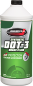 Johnsens 2232 Premium DOT-3 Brake Fluid - 32 oz.