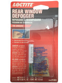 Loctite 21351 Rear Window Defogger - Tab Adhesive - 0.03/0.02-Fl Oz Kit