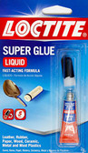 Loctite 1399967 Super Glue Liquid 2-Gram Tube