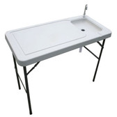 Sportsman Series FISHTABLE Folding Fish Table with Faucet