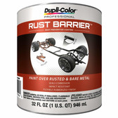 Duplicolor RBQ100 Rust Barrier Rust Treatment - Black (32 oz.)