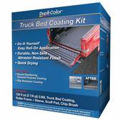 Duplicolor TRG302K Truck Bed Coating, Black, 128 oz. Gallon Kit