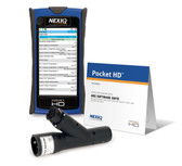 Nexiq Tech 798021 Pocket HD with Complete ABS Automotive Scanner Kit