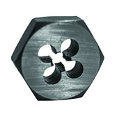 Century Drill 96201 Coarse Hexagon Die, 1/4-20 NC