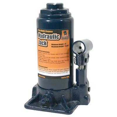 Black Bull HBJ8 8 Ton Hydraulic Bottle Jack