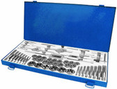 Century Drill 98958 Fractional Tap and Die Set, 58-Piece