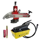 Esco Equipment 10245 Combi Style Aluminum Bead Breaker Kit  3.5 Quart Pump