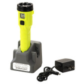 Streamlight 68732 Dualie Rechargeable Flashlight 120V/100V AC, Box, Yellow