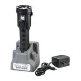Streamlight 68733 Dualie Rechargeable Flashlight 120V/100V AC, Box, Black