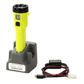 Streamlight 68734 Dualie Rechargeable Flashlight 12V DC Direct Wire, Yellow