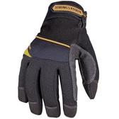 Youngstown Glove 03-3060-80-XL General Utility Plus Performance Glove XL, Black
