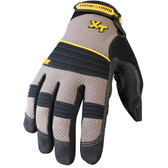 Youngstown Glove 03-3050-78-S Pro XT Performance Glove, Small, Gray
