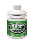U. S. Chemical & Plastics 26125.3 Metal Putty Polyester, 30 oz.