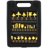Pro-Series PS07499 24 Piece Router Bit Set