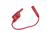Power Probe PPTK0012 1 ft Wire Extension RED