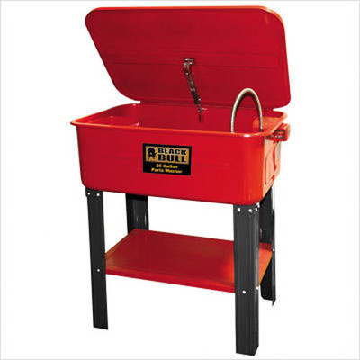 Black Bull PWASH20 20 Gallon Parts Washer