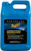 Meguiars M4901 Marine/RV Heavy Duty Oxidation Remover, 1 Gallon