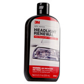 3M 39162 Headlight Renewal, 8 oz - Headlight Repair