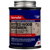 Bondo 20131 Rotted Wood Restorer - 8 oz.