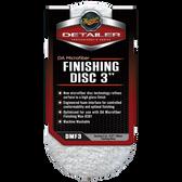 Meguiars DMF3 DA Microfiber Finishing Discs, 3 inch (2 pack)