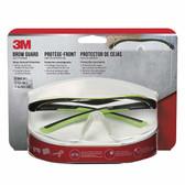 3M 47100-WZ4 Safety Eyewear Sports Inspired Design, Clear, Anti-Fog