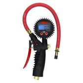 "Milton S574D Pro Digital Tire Inflator/Pressure Pistol Grip Gauge, 15"" Hose"