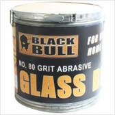 Black Bull SBGLAS 80 Grit Sandbalst Beads