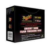 """Meguiars S6F3000 Professional Unigrit 3000 6"""" Foam Finishing Discs - 15 Pack"""