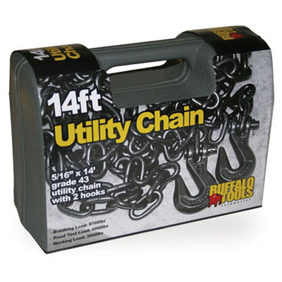 Black Bull TOW14 14 Foot Utility Chain