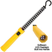 Bayco SLR2134 34 LED Rechargeable Work Light