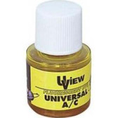 "Uview B499012 ""New"" Universal Ac Dye 1/4 Oz Bottles"
