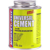 Bell Automotive 22-5-08062-M Monkey Grip Rubber Cement, 1/2 Pint - Tire Repair