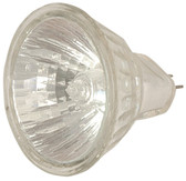 Moonrays 95509 10W 12V MR-11 Halogen Replacement Light Bulb, Clear Glass