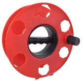 Coleman E102 Heavy Duty Cord Reel Storage Wheel, 150-Foot