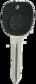 Ilco B111-PT Circle + Key GM Transponder Key, Each