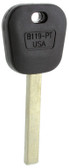 Ilco B119-PT GM Transponder Key, Each