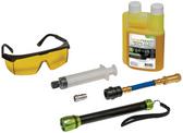 LeakFinder LF180CS RELOAD Refillable Syringe Leak Detection Kit