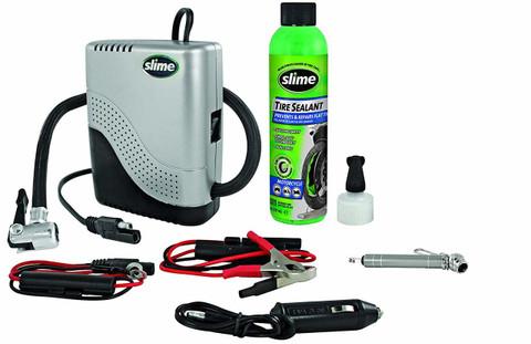 Slime 50001 Moto Spair Small Tire Emergency Flat Tire Repair Kit