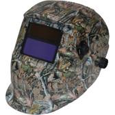 Grip-On-Tools 85206 Camo Auto-Darkening Welding Helmet