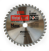 "M.K. Morse CSM740NSC Metal Devil NXT Circular Saw Blade 7"", 40 Teeth, 20mm Arbor"