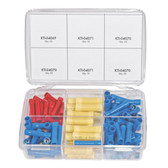 K Tool 00003 Butt Connector Kit- 100 Piece