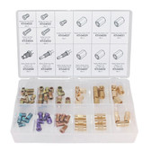 K Tool 00005 Brake Line Fitting Kit - 64 Piece