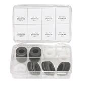 K Tool 00009 Drain Plug Gasket Kit Nylon and Fiber- 60 Piece