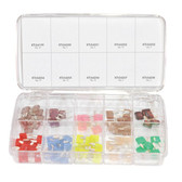 K Tool 00028 Fuse Kit- Mini Fuse 75 Pieces