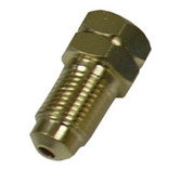K Tool 04001 Brake Metric Adaptor 3/16 Female Flare X M10x1.0 Male Bubble Flare- Qty 5