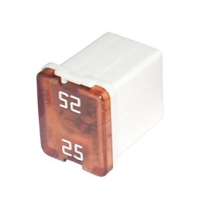 K Tool 04227 Low Profile Jcase Fuse - 25 Amp Quantity 5