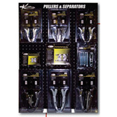 K Tool 0838 Pullers and Separators Display Board